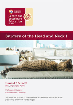 Surgery of the Head and Neck I