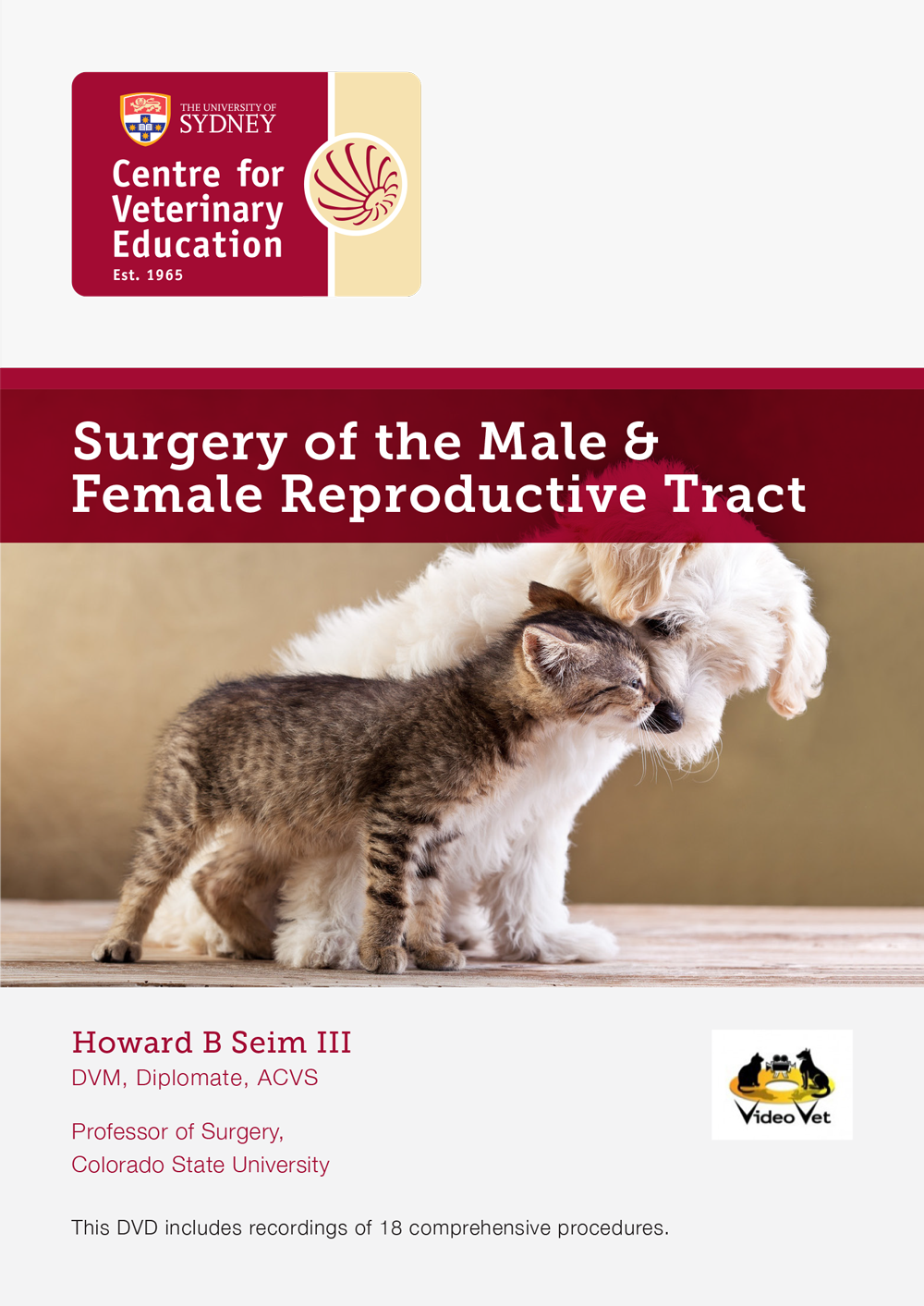 Surgery of the Male and Female Reproductive Tract
